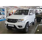 UAZ Patriot – Wikipedia Wolna Encyklopedia