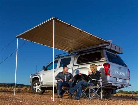 outback awnings arb arb4402a arb 2000 roof rack awning quadratec