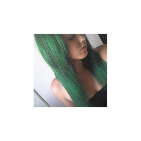 permanent hair dye color green renbow crazy colour semi permanent hair dye pine green