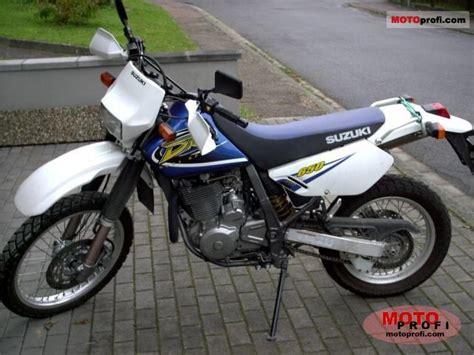 Suzuki 650 R Suzuki Suzuki Dr 650 R Dakar Reduced Effect Moto