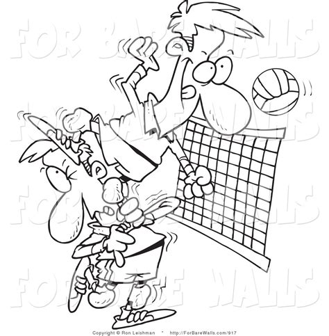 coloring pages of volleyball players free coloring pages of volleyball players