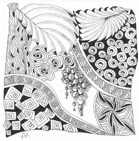 zentangle pattern phicops 57 best zentangled using phicops images on pinterest