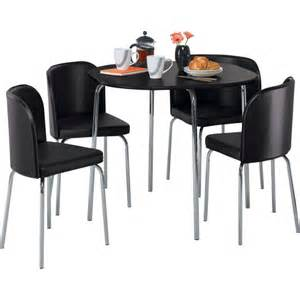 stowaway dining table and chairs argos collections