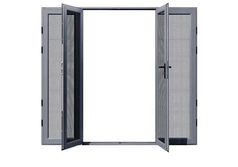 Double Security Screen Doors