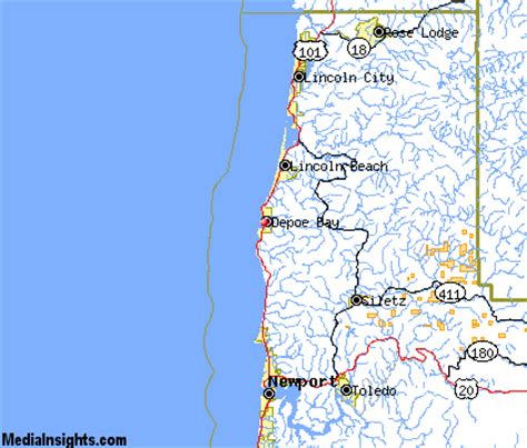 depoe bay vacation rentals, hotels, weather, map and