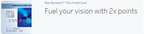 Blue Business Plus Credit Card