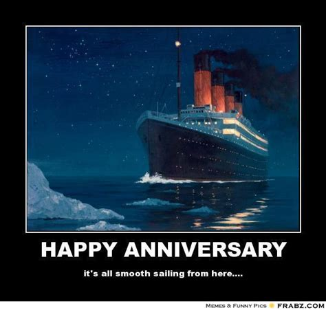 Funny Anniversary Memes - funny happy work anniversary meme