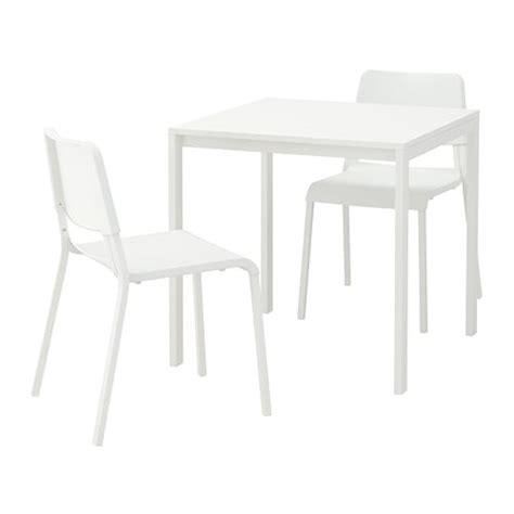 Ikea Melltorp Meja melltorp teodores meja dan 2 kerusi ikea