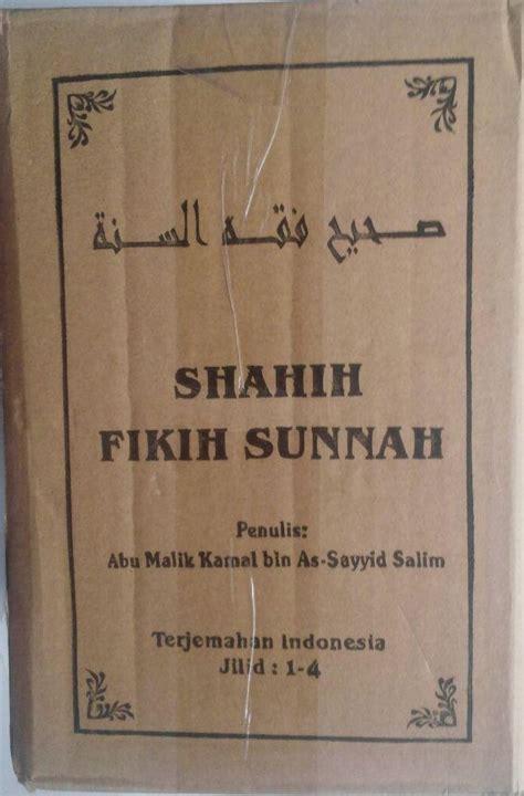 Buku Ensiklopedi Fikih Wanita Jilid 1 Pustaka Ibnu Katsir buku shahih fikih sunnah 1 set 4 jilid