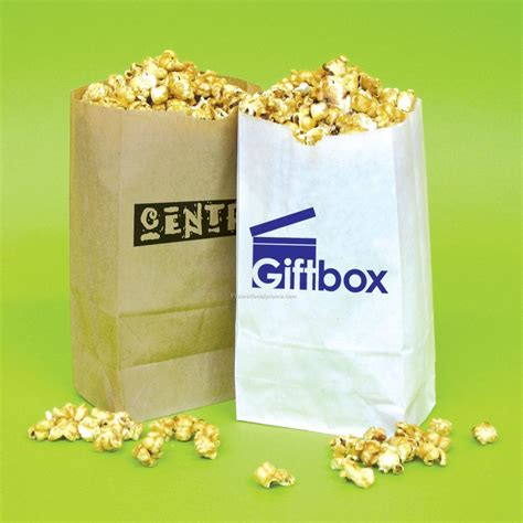 Make Popcorn In Paper Bag - popcorn bag brown kraft china wholesale pbp123846