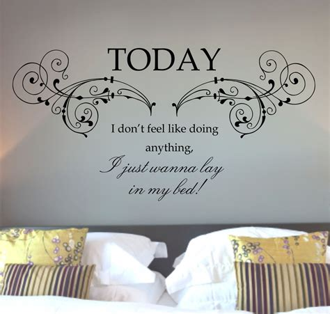 wall sticker quotes australia wall decals mars lazy song quote wall sticker