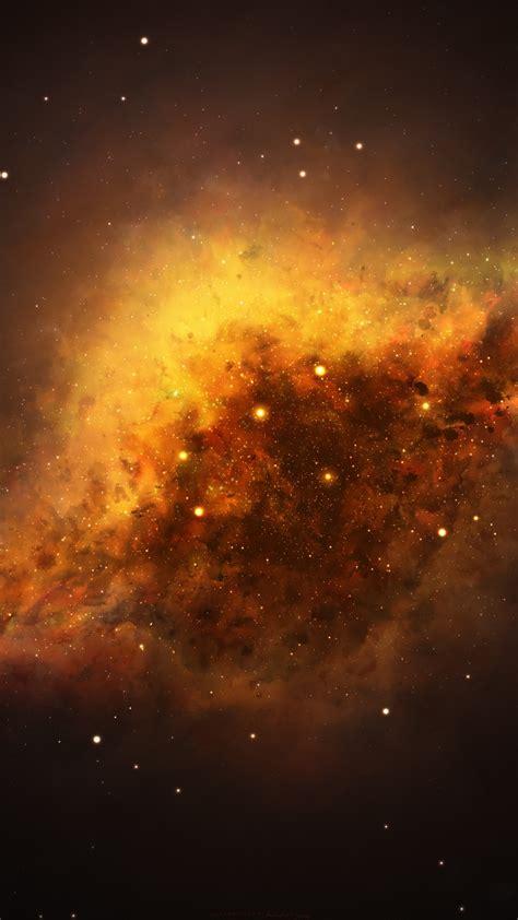wallpaper spiral galaxy stars hd  space