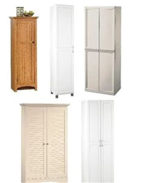 broom cabinet ikea 1000 images about free standing broom closet cabinet on