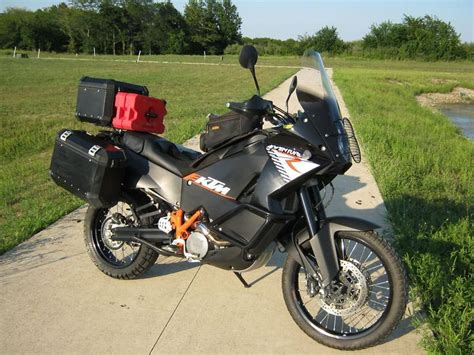 Ktm 990 Adventure R For Sale 2011 Ktm 990 Adventure R All Luggage For Sale On