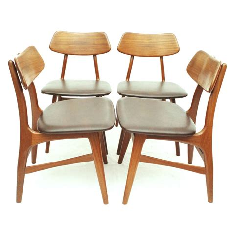 bako dining chairs from the 60 180 s design 24vintage