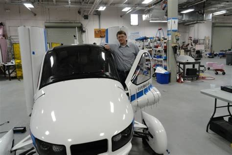 xconomy flying car company terrafugia sold  chinese automaker geely