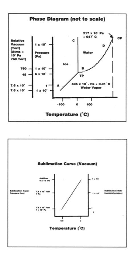freeze drying phase diagram freeze drying technical data sheet