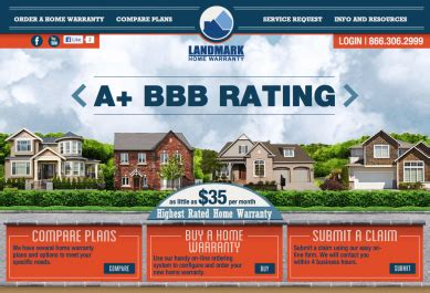 landmark home warranty releases homeowner website