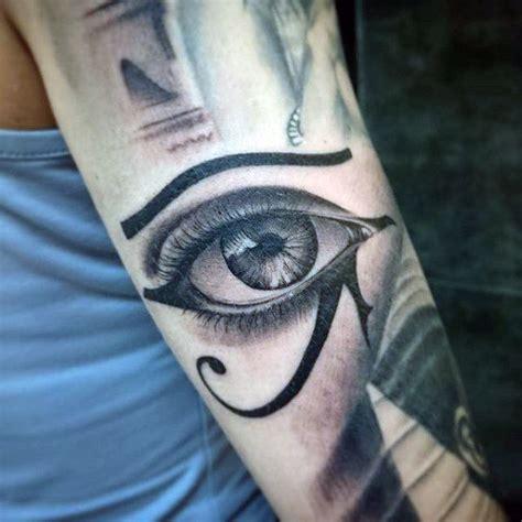 black and grey eye tattoo 100 black and grey tattoos for men grandeur of gradients