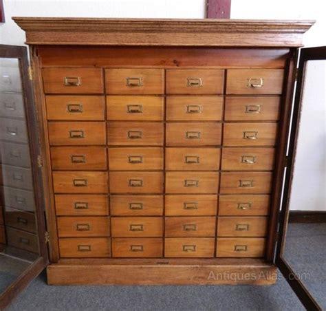 Collectors Cabinet 32 Drawer Collectors Cabinet Antiques Atlas