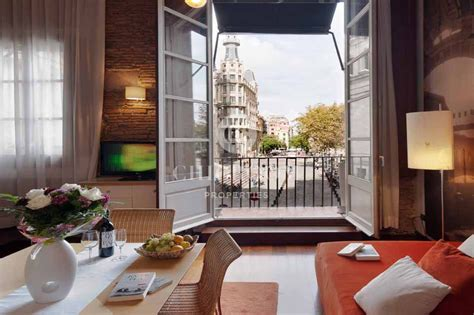 Appartments For Rent Barcelona furnished 2 bedroom apartment for rent mid term in barcelona
