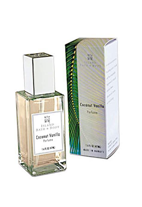 Parfum Shop Coconut island bath coconut vanilla perfume 1 6 oz details welcome to the islands