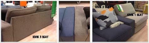 ikea sofas review ikea kivik sofa series review comfort works