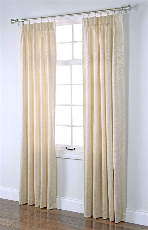 curtains portland or portland pinch pleat curtain cream renaissance view all