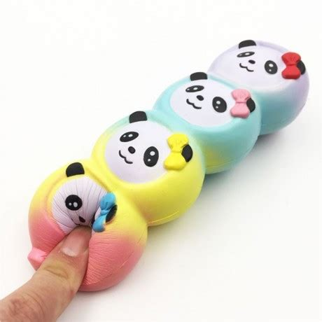 Squishy Dango scented panda dango by squishy squishy shop