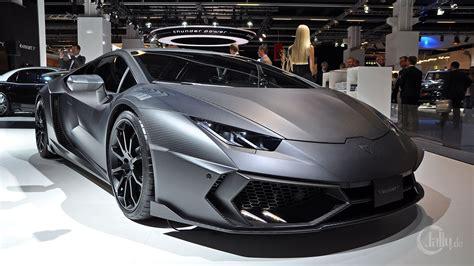 Lamborghini Sportwagen by Deutschland Frankfurt Auto Schwarzer Lamborghini