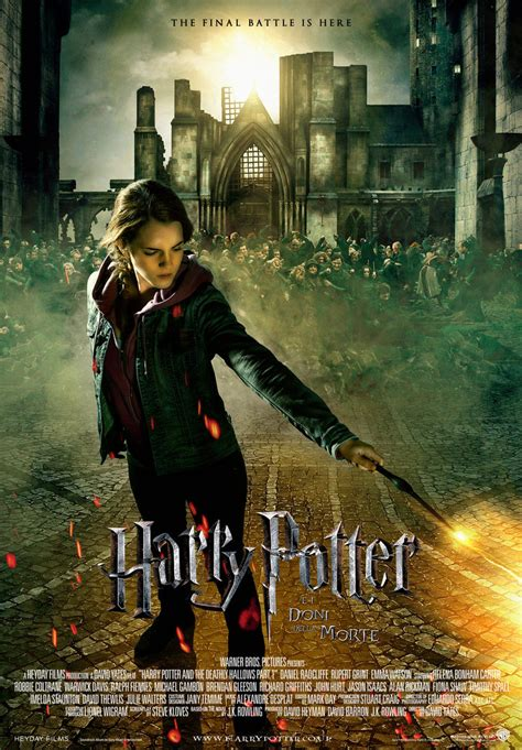 film fantasy come harry potter fantasy poster harry potter 7 with hermione by