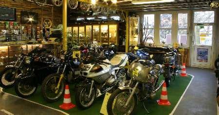 Motorrad Laden In Berlin by Getriebe