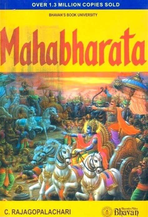 Mahabharata C Rajagopalachari mahabharata buy mahabharata by c rajagopalachari