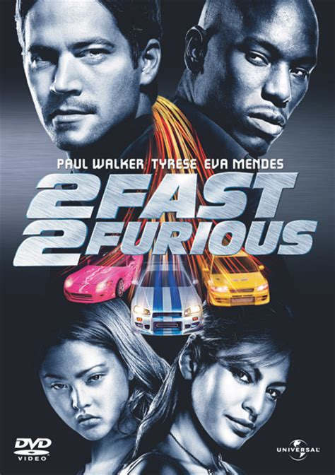 film fast and furious 2 dvd movie maniac 2 fast 2 furious dvd report