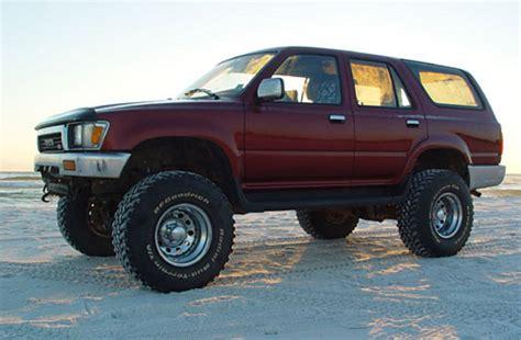 Lift Kit For 1990 Toyota Toyota Truck 4 Quot Lift Kit 1986 1989 4runner Tuff Country