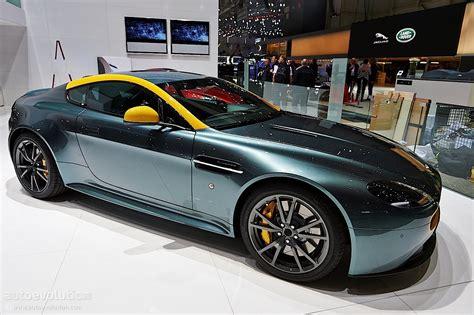 Aston Martin V8 Vantage N430: Racing Flavor in Geneva