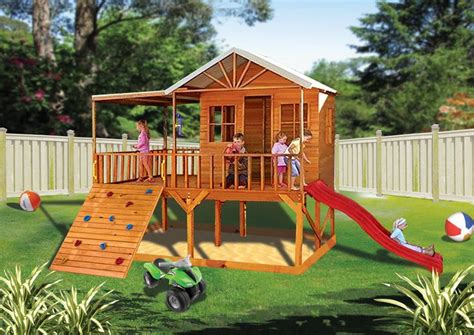 backyard cubby house pin by melissa crowley on kids pinterest