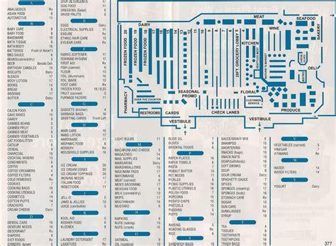 kroger floor plan forest kroger store layout couponing pinterest