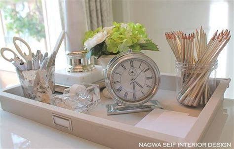 Pretty Desk Accessories Home Office Functional Can Be Pretty Liz S Interior Design Boutique