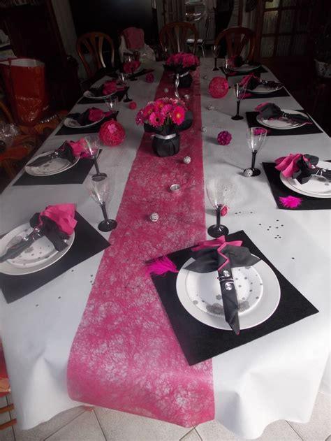 Decoration Table Pour Anniversaire 40 Ans Homme by Decoration De Table Anniversaire 40 Ans Femme