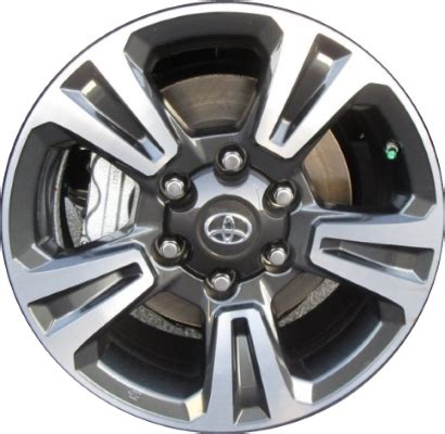 toyota tacoma wheels rims wheel rim stock oem replacement
