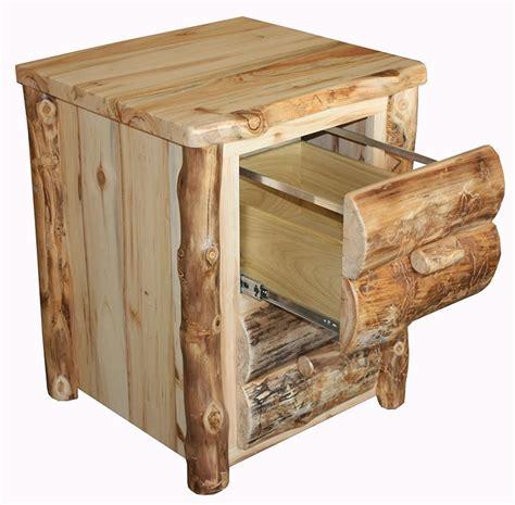 Rustic File Cabinet Amish Rustic File Cabinet