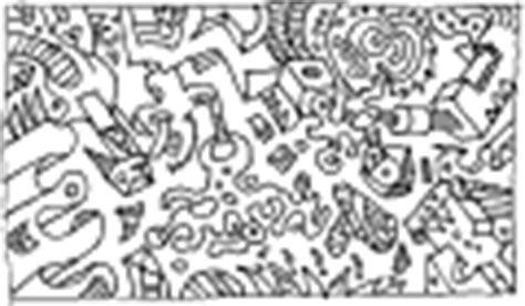 imagenes abstractas para interpretar arte abstrata desenhos para colorir 24