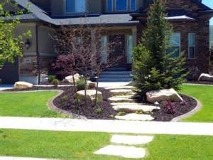 How To Create Modern how can one create his front garden design modern