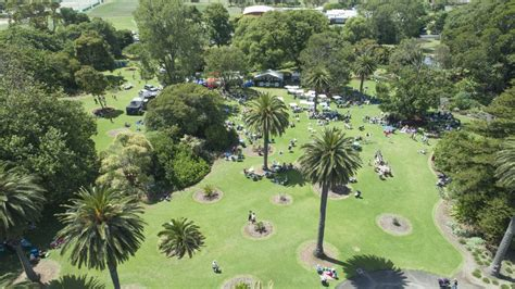 Warrnambool Botanic Gardens All That Jazz In The Photos The Standard