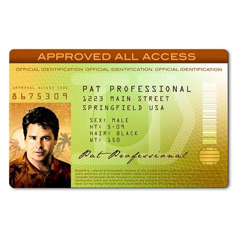 professional id card templates great photoshop id templates use these layouts to create