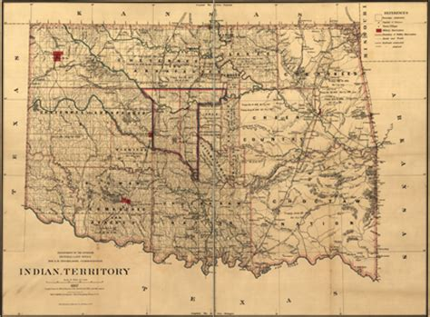 u boat primary source learning from the source indian territory resettlement