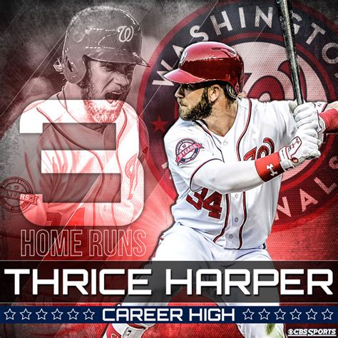 Hit The Thrice by Call Him Thrice Bryce Hits 3 Home Runs In