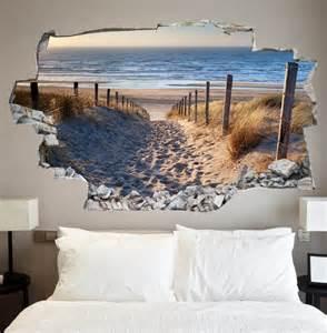 Beach Wall Stickers 17 best ideas about beach headboard on pinterest door