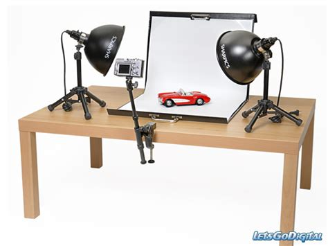 Tabletop Photography Kit product photography tabletop studio from sharpics